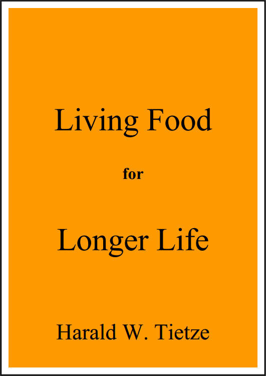 Living Food for Longer Life